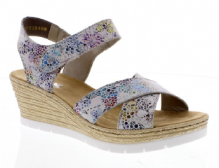 Rieker 61943-90 Multi Coloured Sandals